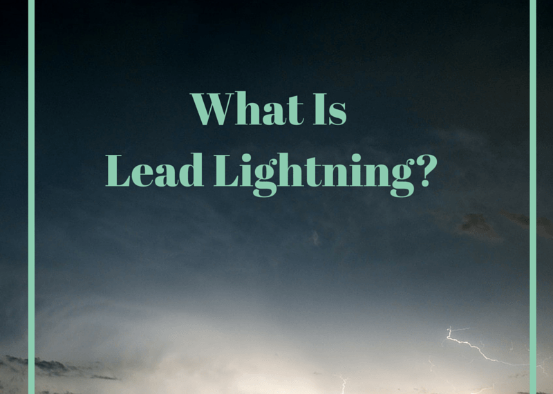 what is lead lightning