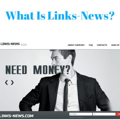 what is links news
