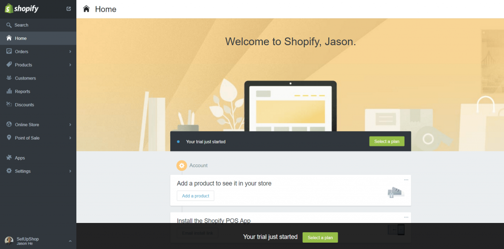 How Does Shopify Work