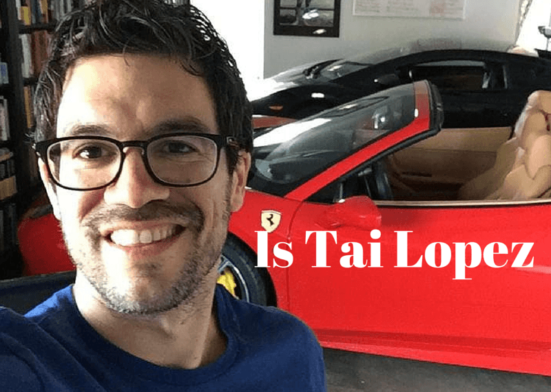 Excitement About Tai Lopez Affiliate
