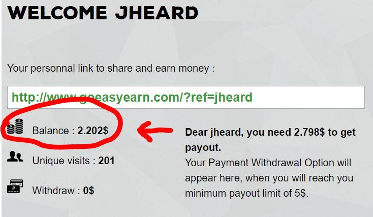 is go easy earn a scam