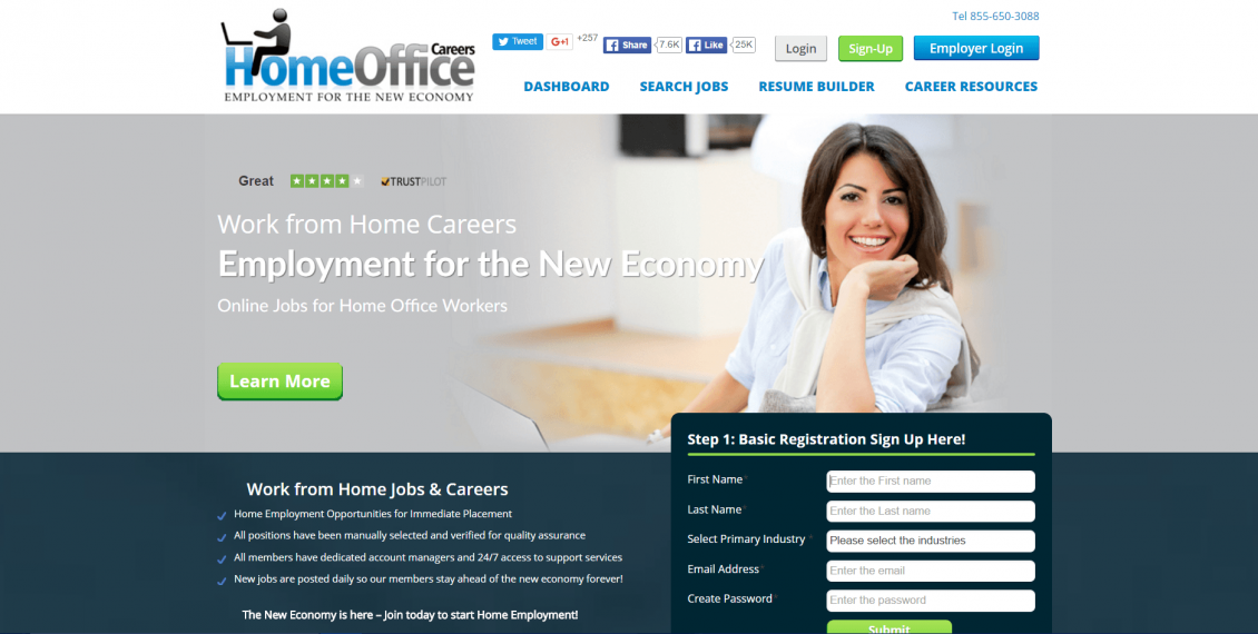 Is Home Office Careers A Scam? Reviewed! - Extra Paycheck Online