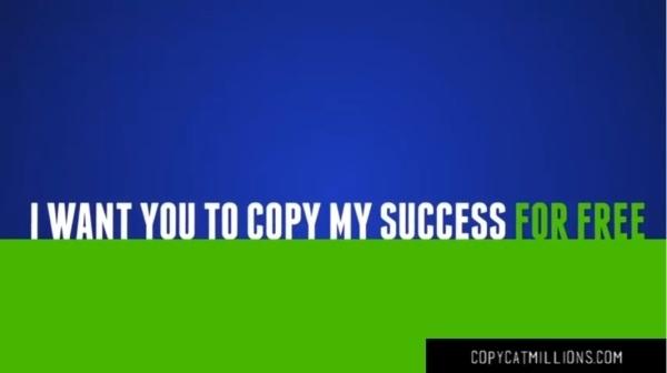 copycat millions a scam