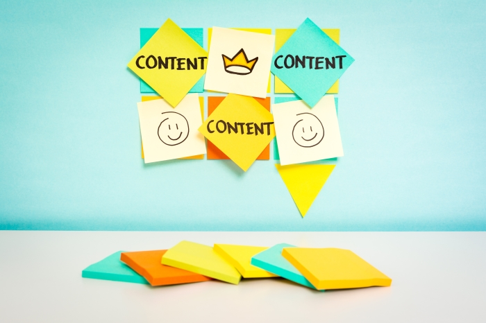 what is content marketing about