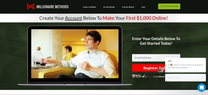the millionaire methods review