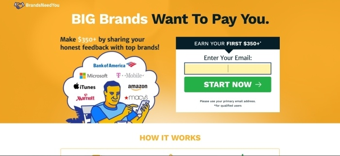 brands need you review