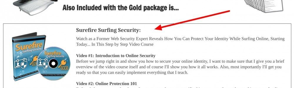 surefire surfing security 10kbuilder