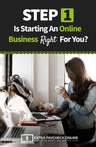 selecting the right online business