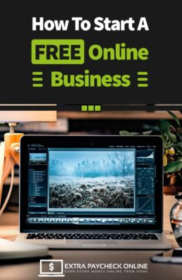 start a free online business