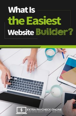 easiest website builder