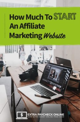 start an affiliate marketing website