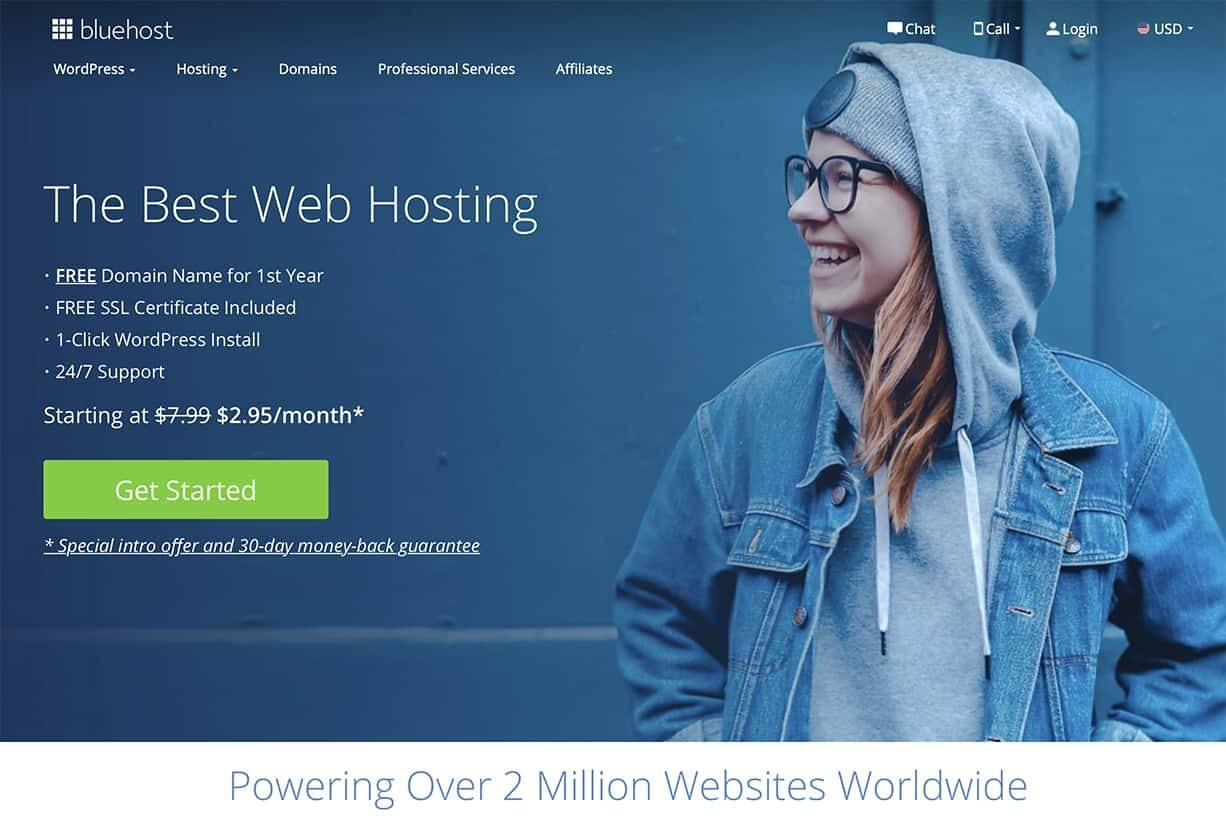 best hosting plans review